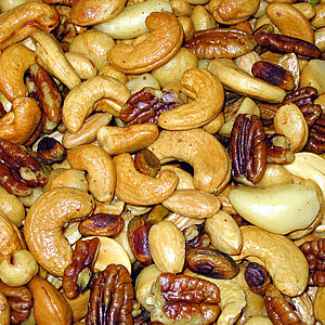 Mixed Nuts - All different, all nuts, sometimes bad for you