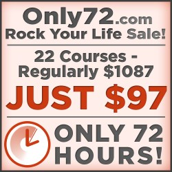 Rock Your Life Sale!