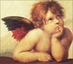Classic Renaissance Cupid